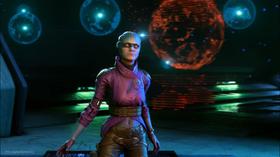 Asari-rasen vender tilbake i Mass Effect: Andromeda.