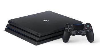 PlayStation 4 Pro kan ikke spille av Blu-ray-filmer i 4K-oppløsning