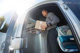 Fremtidens budbilsjåfører trenger ikke å lete etter pakkene.