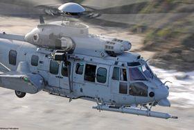 For en måned siden inngikk Airbus avtale om salg av 30 slike H225M-helikoptre til Kuwaut.