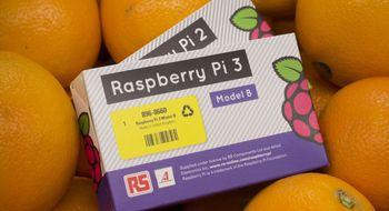 Raspberry stormer forbi Commodore 64