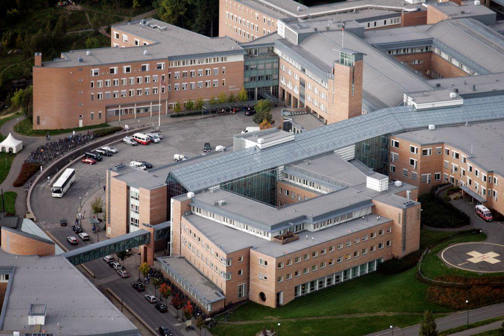 Rikshospitalet i Oslo vil med det nye vedtaket får ny IT-infrastruktur i tiden fremover.