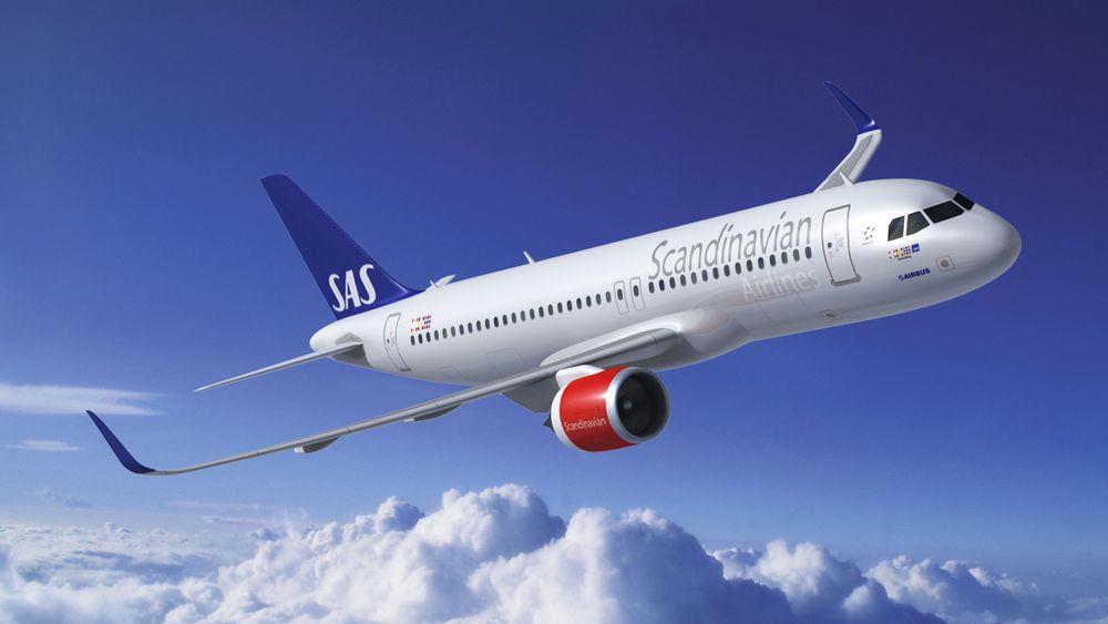 Fra neste sommer kan SAS begynne å tilby et skikkelig bredbåndstilbud til sine passasjerer.