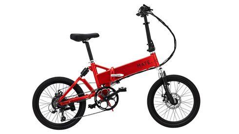 Den første sykkelen, Mate Bike.