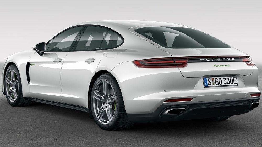 Porsche-hybriden har aldri vært så elektrisk som nå