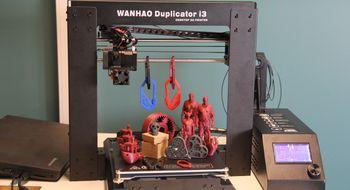 Test: Wanhao Duplicator i3 V2.1