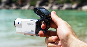 Sonys nye 4K-actionkamera tar fjellstø bilder