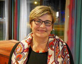 SKAL OGSÅ VÆRE MED: Arbeiderpartiets Merete Bellingmo blir også med under forhandlingene.