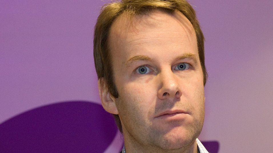 Kommunikasjonsdirektør Henning Lunde i Telia Norge er kategorisk når han avviser ryktene rundt selskapets nettutbygging.