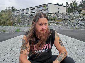 BLE IMPONERT: Metall-guru Gylve Fenris Nagell fra Darkthrone og Oppegård.