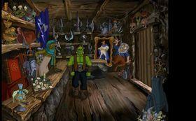 Warcraft Adventures ble nesten helt ferdig.