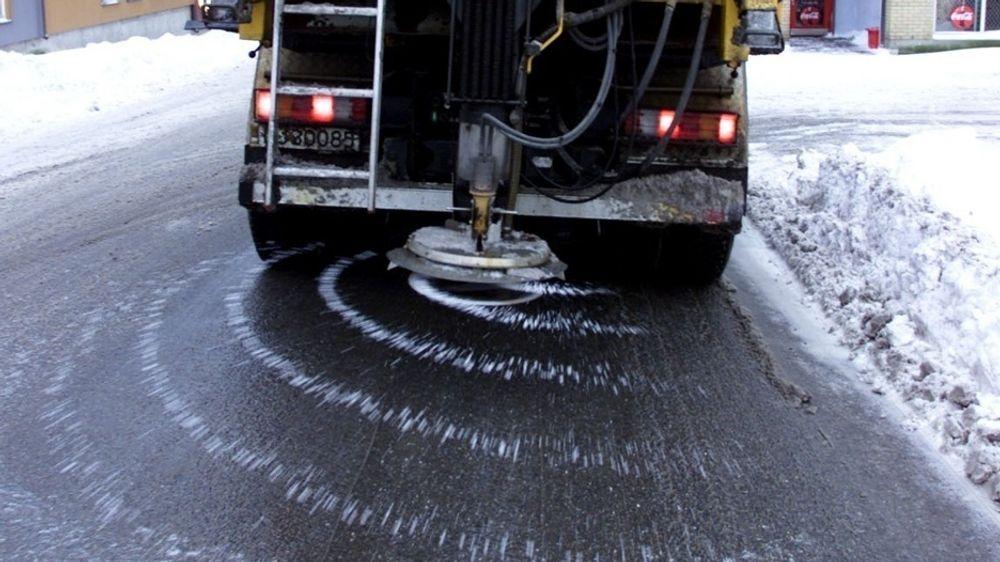 Saltbruken på veiene øker til tross for at Vegdirektoratet har gjennomført tiltak for å redusere den.