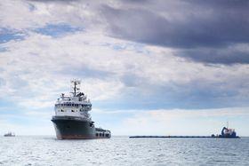 Prototypen er hundre meter lang og skal frem til neste sommer testes i Nordsjøen.