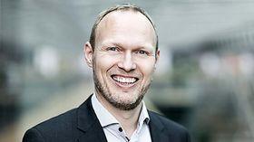 Kommunikasjsonsdirektør i Nets, Karsten Anker Petersen, bekrefter at 70 ansatte i Nets har nesten 80-doblet sine investeringer i selskapet.