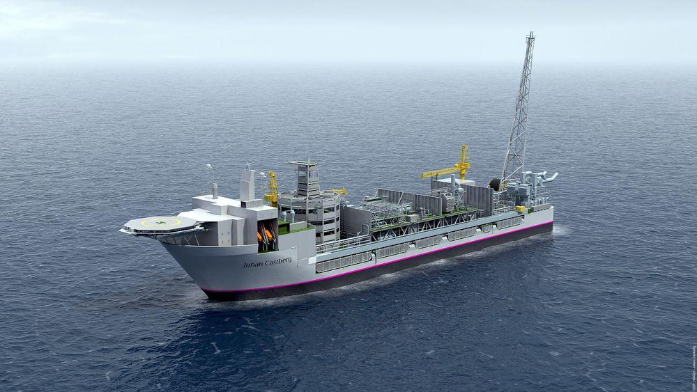 Johan Castberg-feltet bygges ut som en ship-shaped FPSO. Skroget kan ikke bygges i Norge på grunn av for små tørrdokker på norske verft. Nå har Singapore-verftet Sembcorp Marine stukket av med kontrakten.