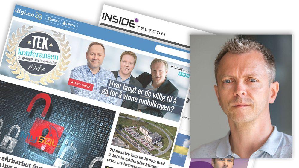 Kurt Lekanger er redaksjonssjef i digi.no og Inside Telecom.