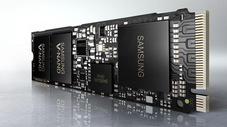 Samsung kommer med en erstatter til sin SSD 950-serie