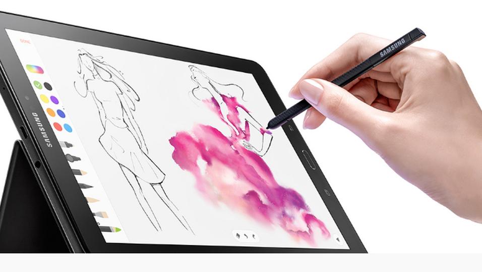 Samsung Galaxy Tab A 10.1 har kommet i oppgradert utgave med S-Pen.