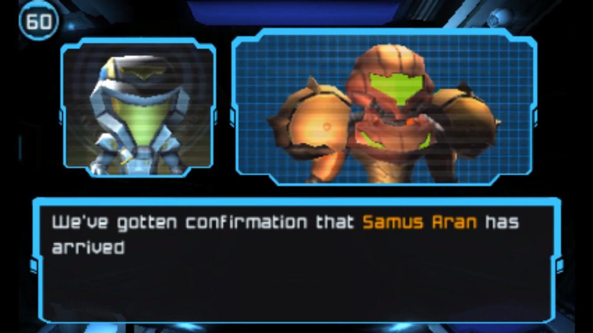 Heltinnen Samus er så nær, men akk så fjern.
