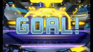 Hvem kunne tro at fotball skulle bli høydepunktet i et Metroid-spill?