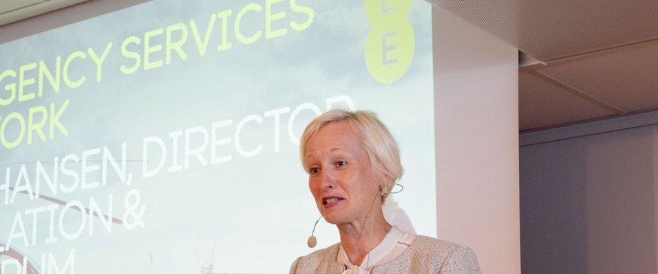 Direktør for regulatorisk strategi i den britiske mobiloperatøren EE, Inge Hansen, fortalte under Frekvensforum i Lillesand om hvordan de bygger et felles mobilnett for både nødetater og vanlige folk. .