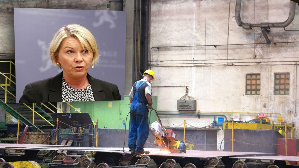 Næringsminister Monica Mæland uttaler at GIEK og Eksportkreditt Norge nå kommer til å kreve utredninger fra en tredjepart dersom norske skip skal finansieres av statlige eksportfinansieringsintstitusjoner og dersom det er mistanke om at verft i utlandet benytter seg av tvangsarbeid.