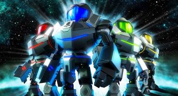 Test: Metroid Prime: Federation Force