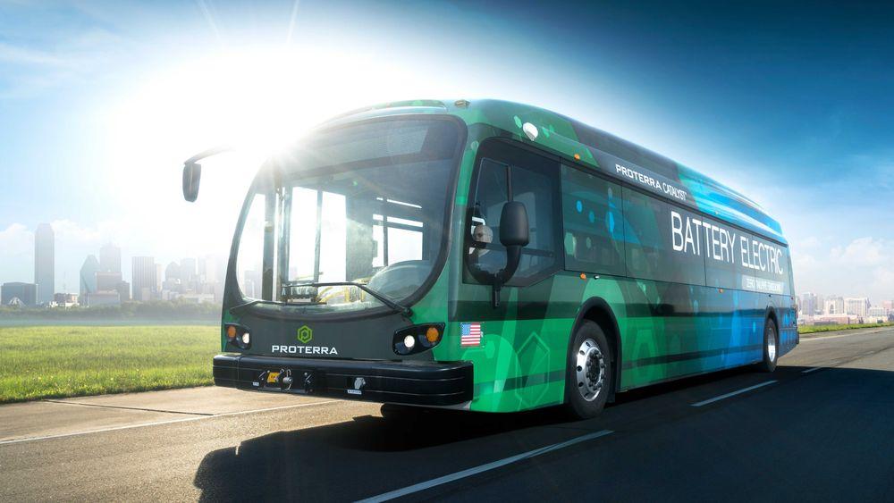 Denne bussen kan i praksis gå over 50 mil på én lading.