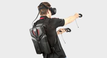 Snart kommer verdens første ryggsekk-PC for VR