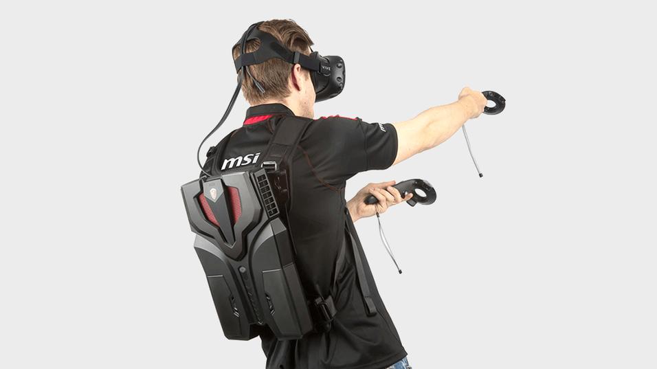 MSIs VR One er nå på vei.