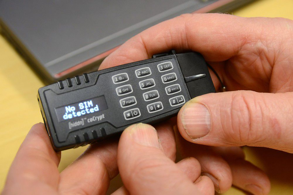 Hiddn Security, som tidligere het High Density Devices, har over de tre-fire siste årene investert rundt 150 millioner kroner i krypteringsteknologien sin.