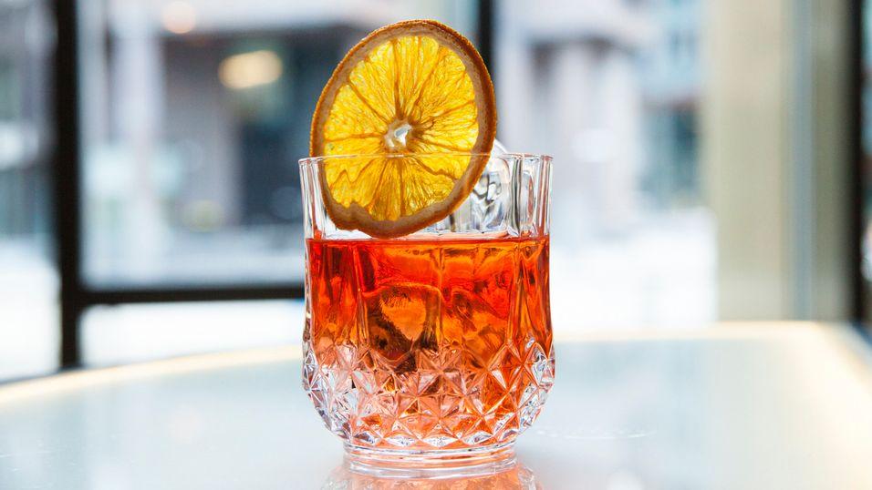 UKENS DRINK: Slik lager du en av The Thiefs mest populære drinker