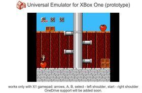 Slik ser HTML5-versjonen av emulatoren ut.