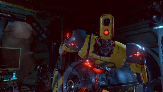 Duncan er ein stor gorillarobot som er gull verd i kamp.