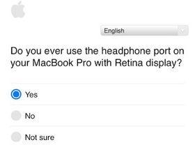 Dette er spørsmålet som flere har fått fra Apple.