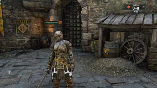 Samtlige krigere kan utstyres med forskjellige rustninger, farger og symboler. Man kan også velge kjønn på hver figur.