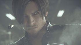 Leon dukker visst opp.