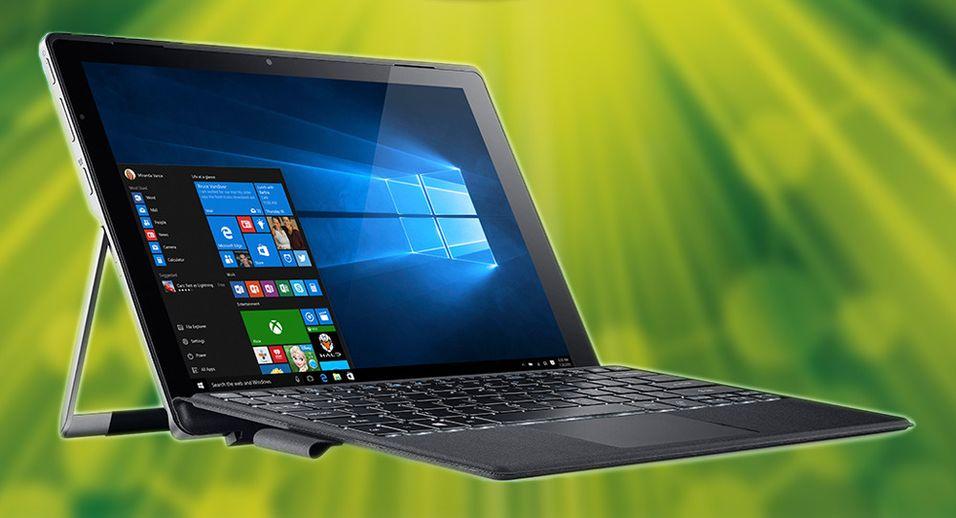 Denne helgen kan du vinne en Acer Switch Alpha 12.