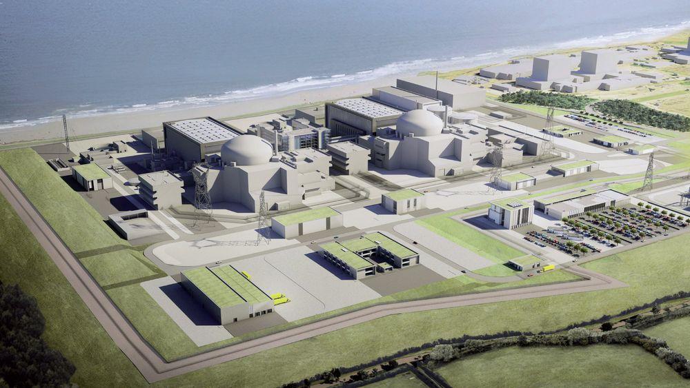 Planlagt oppstart for Hinkley Point C er i 2025. Da skal det etter planen dekke syv prosent av Storbritannias energibehov.