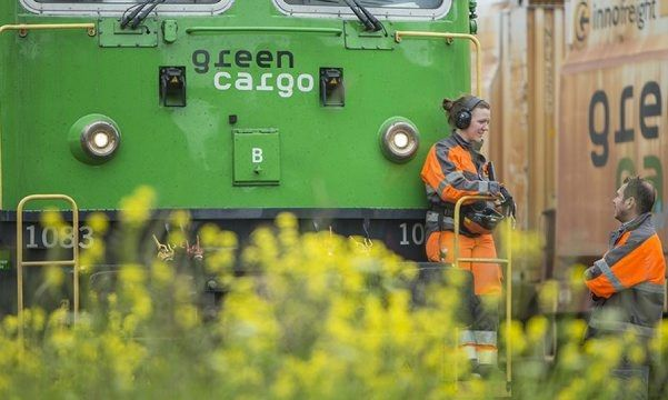 Green Cargo klar til å overta for TX Logistk.