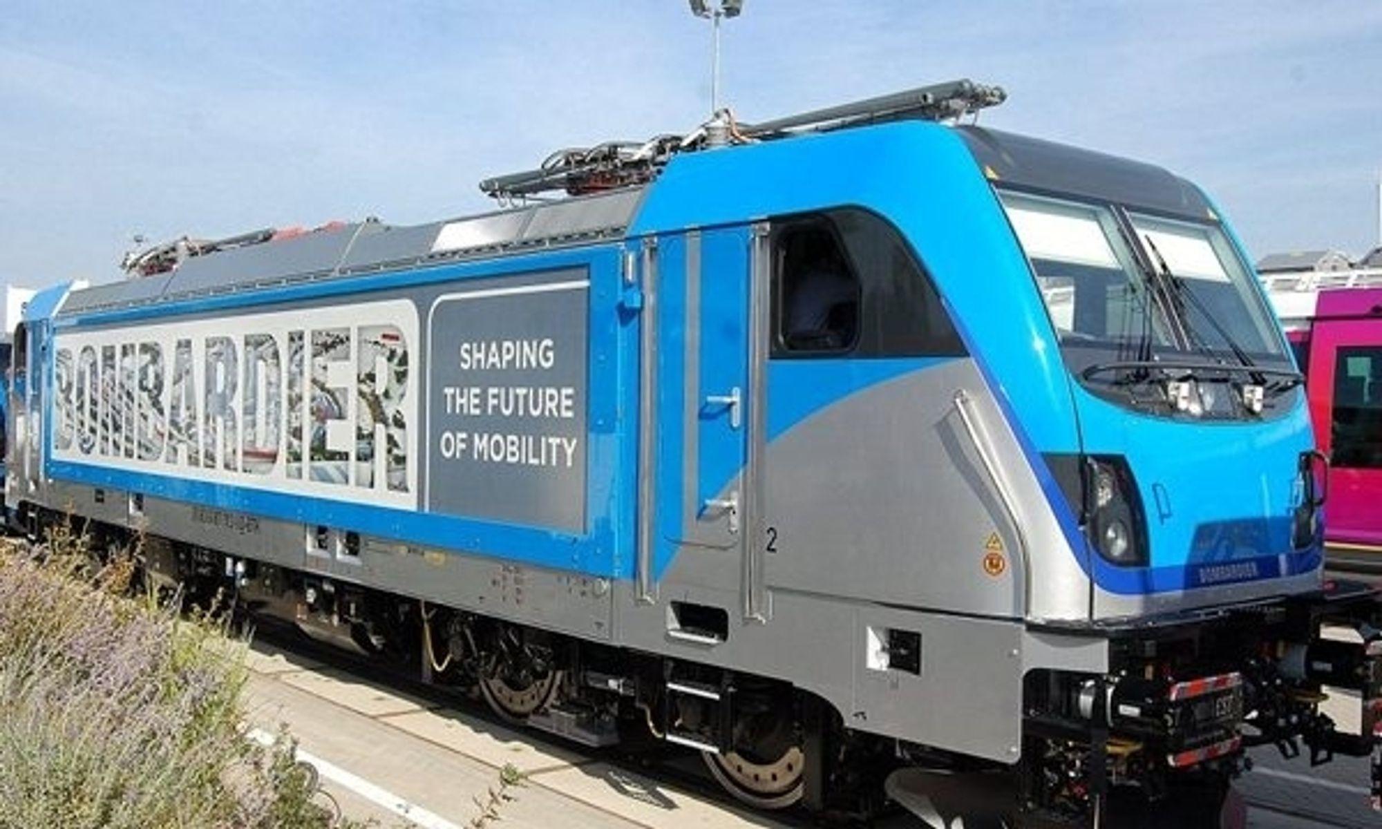 lokomotiver på bergensbanen