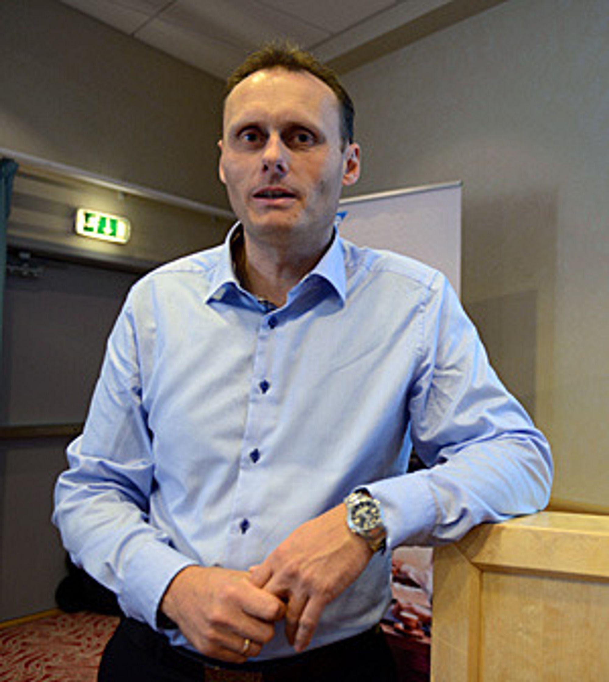 Frank Kjærland.