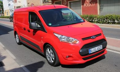 Ford ble Van of the Year