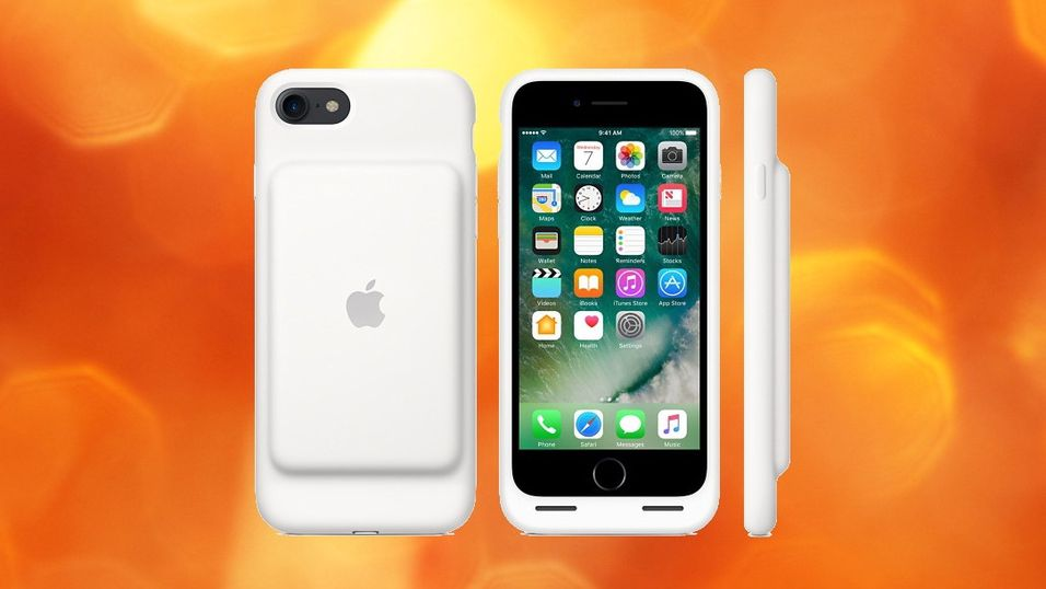 Apples nye batterideksel til iPhone 7.