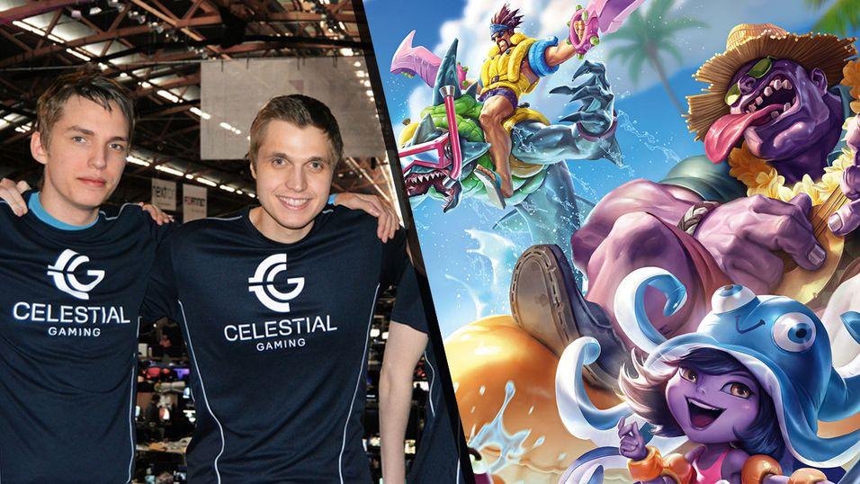 E-SPORT: Celestial Gaming har funnet gnisten igjen