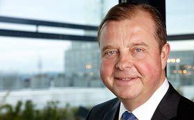 – Evry er tilbake, også for de største selskapene, sier konsernsjef, Bjørn Ivroth, i Evry til Finansavisen.