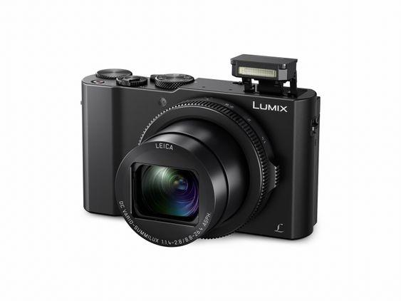 Nyhet: Kompakte LX15.