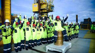 Statfjord-feltet passerte 5 milliarder fat