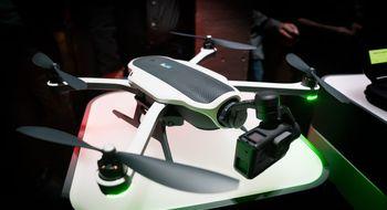 Endelig er GoPro-dronen her