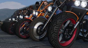 Snart kan du lede din egen motorsykkelgjeng i Grand Theft Auto Online